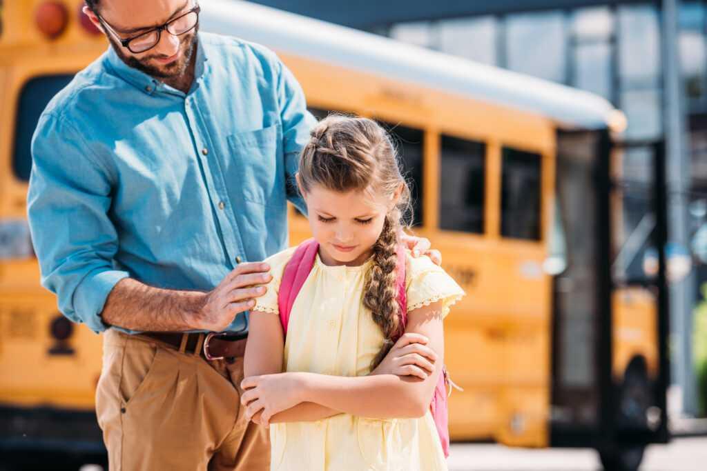 Bons souvenirs à bord d'un autobus scolaire