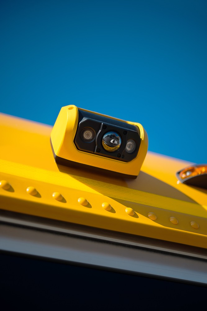 Our AI-Enabled Stop-Arm Camera School Bus Safety Program provides.