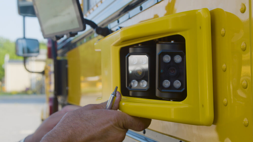 Williamsburg-James City County Schools Adds School Bus Stop-Arm Cameras for a Safer Return to School
