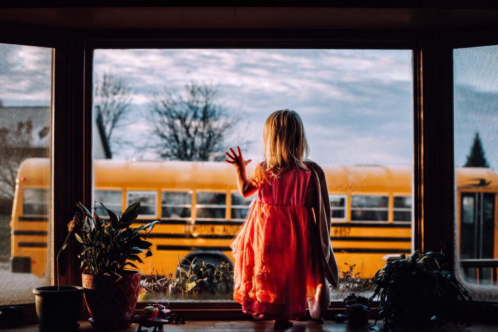 No Children Left Behind Kids First Data Driven Innovation for School Buses